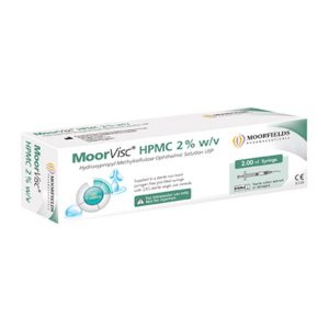 Гидроксипропил метилцелюлоза HPMC (2 мл.)
