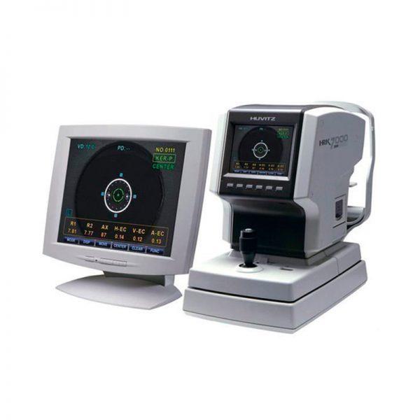 Автоматический авторефкератометр Huvitz HRK-7000 A - 2