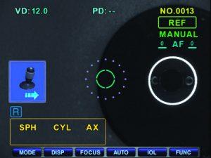 Автоматический авторефкератометр Huvitz HRK-7000 A - 4