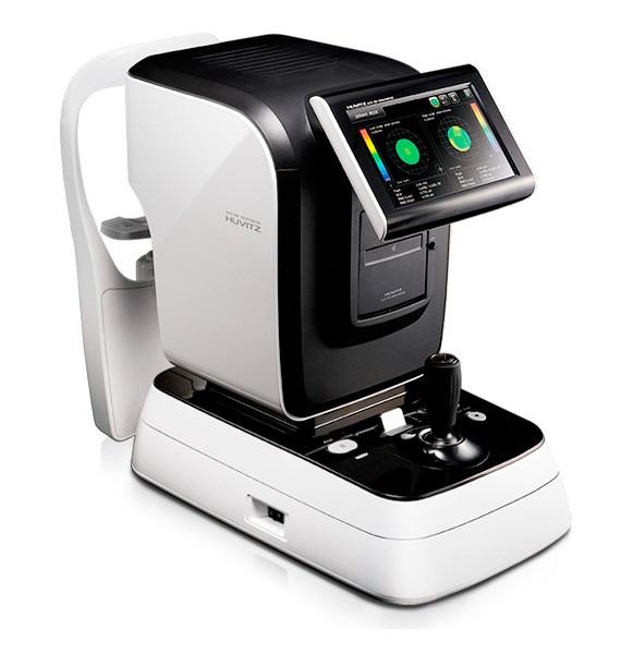 Автоматический авторефкератометр Huvitz HRK-8000 A - 1
