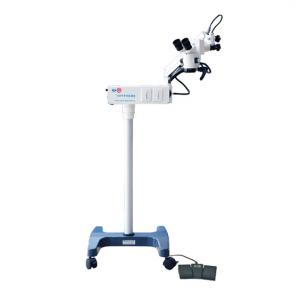 Операционный микроскоп YZ20P5 (мобильный) для переднего отрезка глаза (оптика Carl Zeiss)