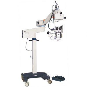 Операционный микроскоп YZ20T4 с микроскопом ассистента для переднего отрезка глаза (оптика Carl Zeiss)
