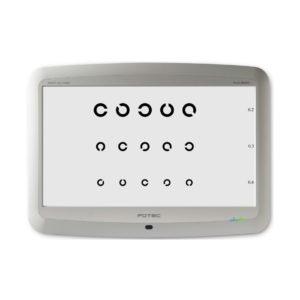 Экранный проектор знаков Potec PLC-8000 POLA - 1
