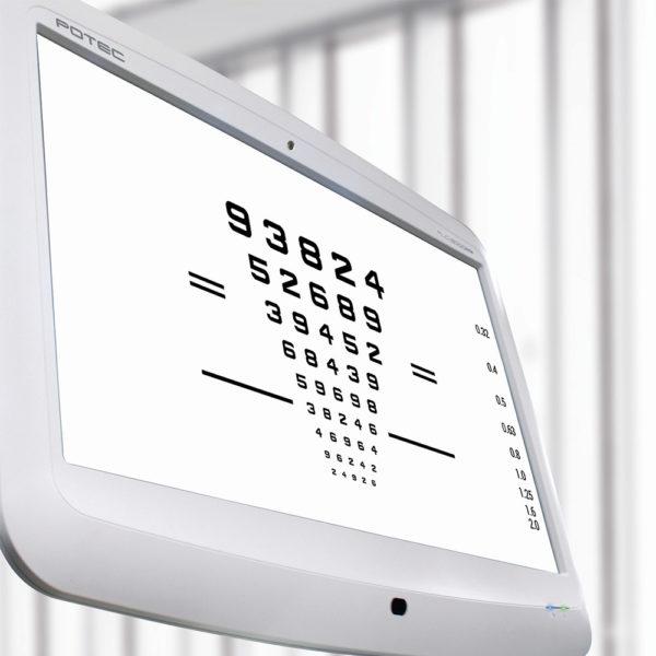 Экранный проектор знаков Potec PLC-8000 POLA - 3