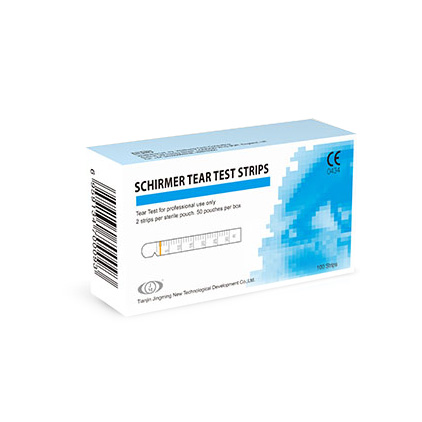 SCHIRMER TEAR TEST STRIPS