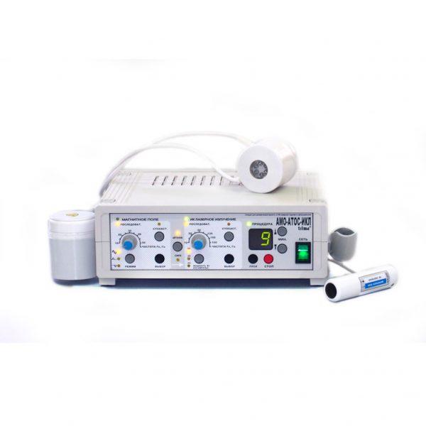 «АМО-АТОС-ИКЛ» - аппарат динамической магнито- и ИК-лазерной терапии