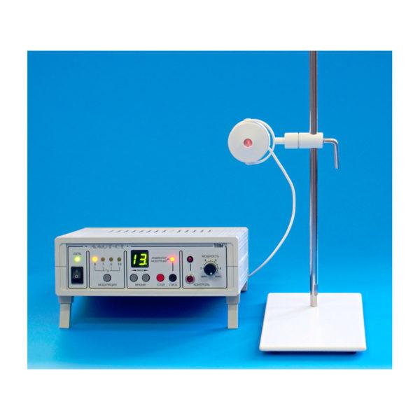 Аппарат «ЛАСТ-01» для лазеротерапии и лазеростимуляции сетчатки глаза