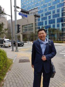 Посещение нового офиса компании HUVITZ KOREA DONGAN-GU - 10