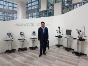 Посещение нового офиса компании HUVITZ KOREA DONGAN-GU - 11