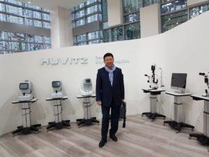 Посещение нового офиса компании HUVITZ KOREA DONGAN-GU - 12