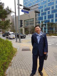 Посещение нового офиса компании HUVITZ KOREA DONGAN-GU - 13