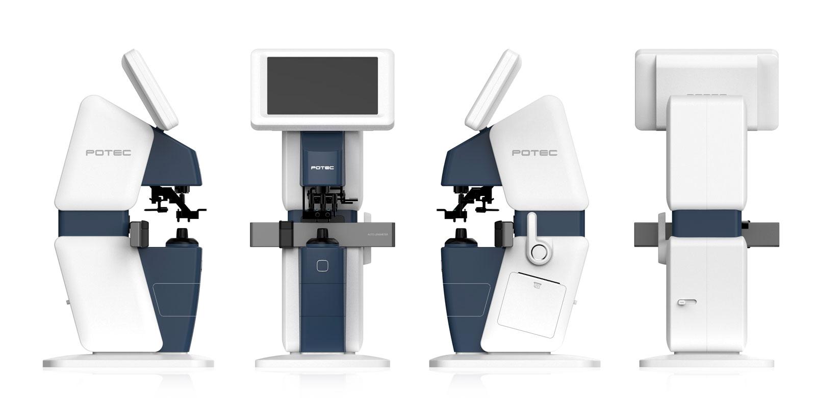 Auto lensmeter Potec PLM-8000   Medoff